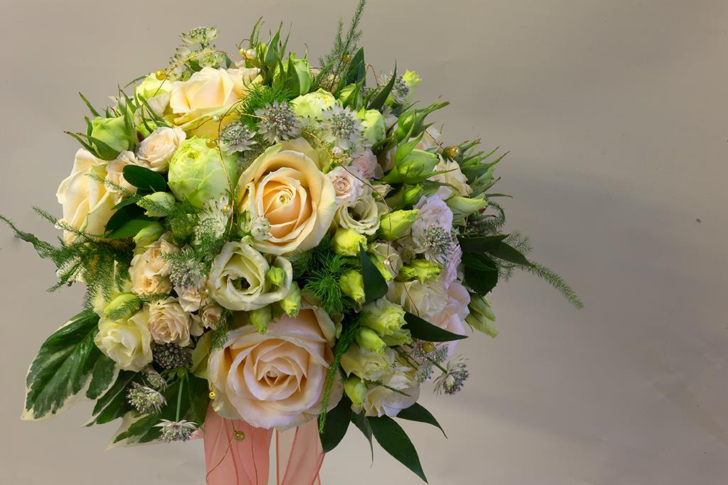 Bouquet Rose Peach
